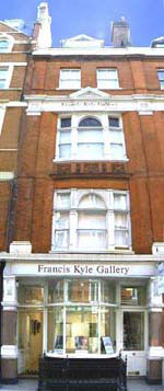 Francis Kyle Gallery, London, U.K.