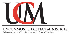 A photo of the Uncommon Christian Ministries logo.